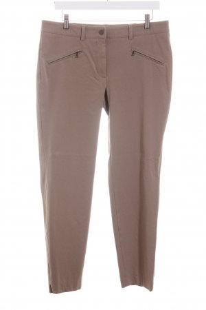 Cambio Sweathose beige Casual-Look