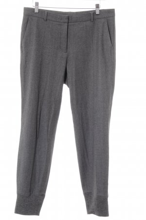 Cambio Woolen Trousers grey business style