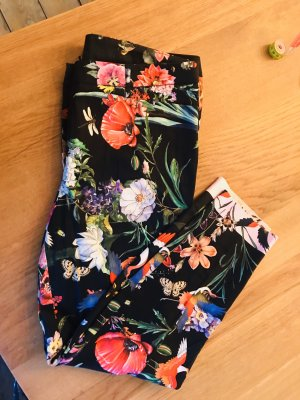 Cambio Peg Top Trousers multicolored