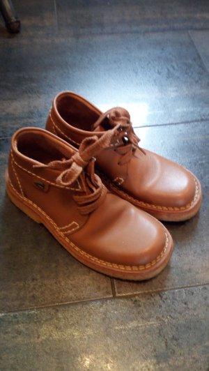 Camel Active Ankle Boots cognac-coloured
