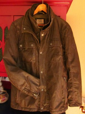 Camel Active Outdoorjacke, Vintage-Look
