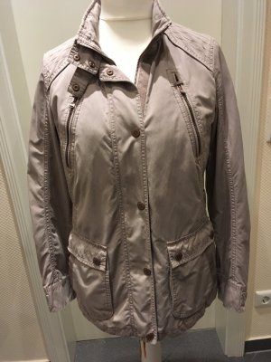 Camel Active Safari Jacket oatmeal mixture fibre