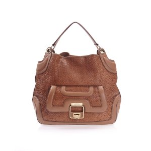 Anya hindmarch Borsa a tracolla color cammello