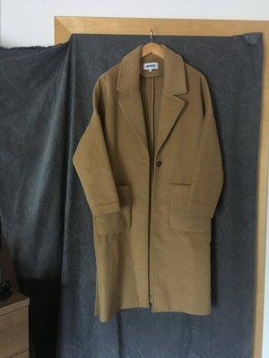 Camel Coat von Weekday
