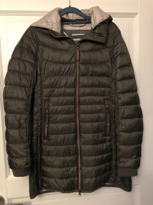 Camel Active Quilted Jacket khaki-green grey