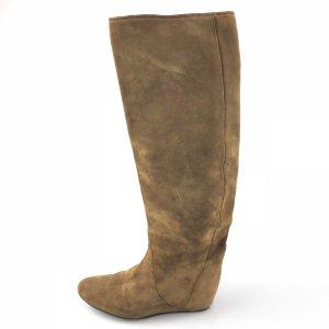 Camel  Lanvin Boot