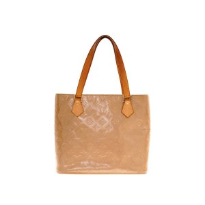 Camel  Louis Vuitton Shoulder Bag