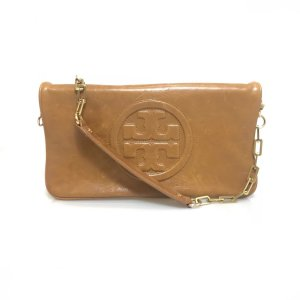 Camel  Tory Burch Shoulder Bag