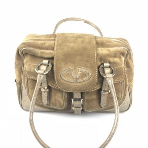 Camel  Valentino Shoulder Bag