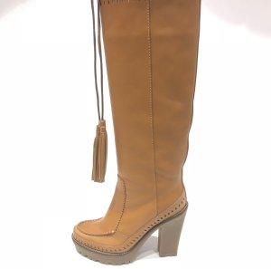 Camel  Yves Saint Laurent Boot