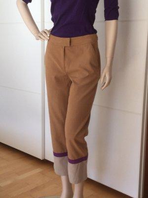 Chaloc Pantalon 3/4 multicolore