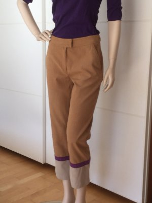 Chaloc 7/8 Length Trousers multicolored