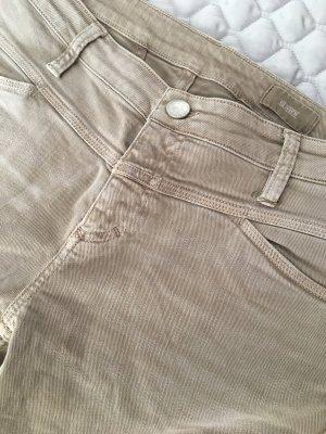 Camelfarbene Jeans von Closed wie NEU kaufen in Gr. 40