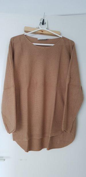 Oui Oversized Sweater camel
