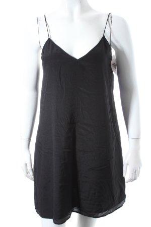 Camisole schwarz schlichter Stil