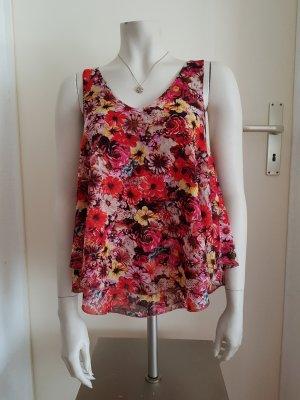 Camisole/Top/Bluse mit Blumenmuster