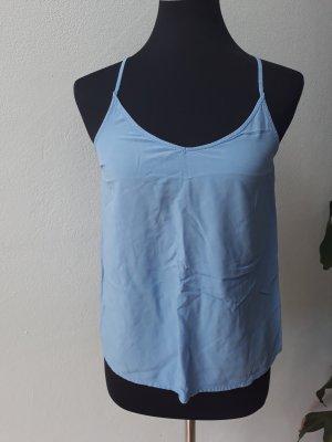 Camisole Top Hellblau Even&Odd Gr. S