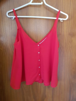 Zara Cropped top rood