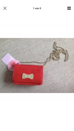 Camomilla Mini Bag brick red