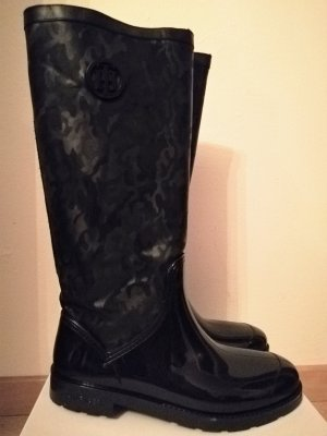 Tommy Hilfiger Wellies black