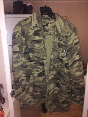 Camouflage armee jacket