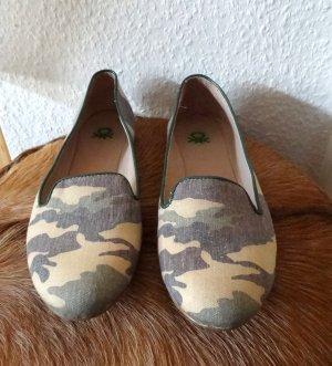 Camouflage Ballerinas Benetton