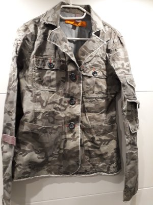 Camouflage-Blazer