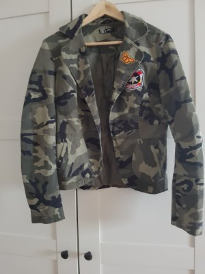 Camouflage Blazer Only /36