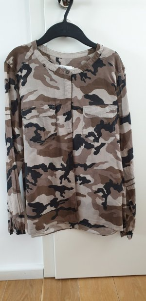 Camouflage Bluse Gr. L 0039 Italy
