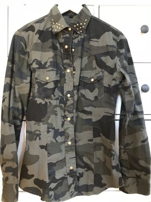 Camouflage Hemd