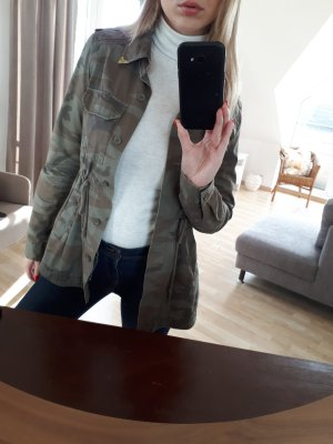 camouflage Hemd/Jacke