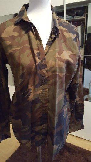 camouflage hemdt