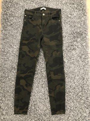 Camouflage Hose NEU