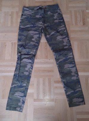 Camouflage Hose  stretch