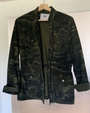 Only Military Jacket multicolored