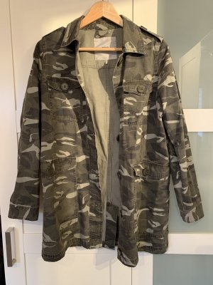 Minimum Military Jacket multicolored cotton