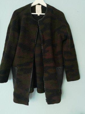 Camouflage Jacke Esprit