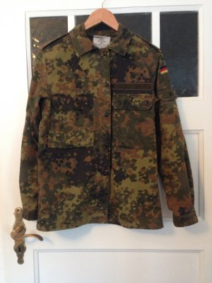 Camouflage Jacke | Militärjacke | Parker | Fashion |Vintage | Blogger | Hipster