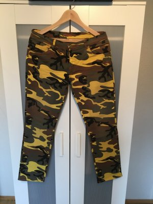 Camouflage-Jeans Cimarron Paris