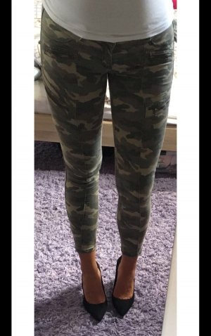 Camouflage Jeans Gr. 38