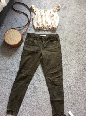 Camouflage Jeans Zara