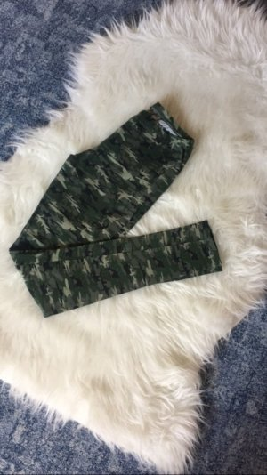 Camouflage Military Leggings