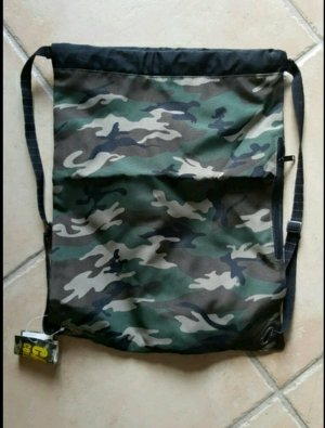 Camouflage-Muster Gym Bag
