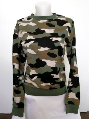 Camouflage Pullover H&M Divided (Gr. XS), Neu!