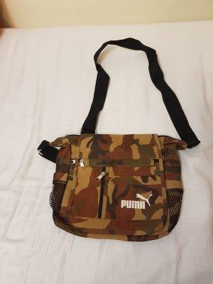 Camouflage Schultertasche von Puma