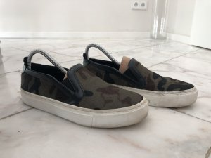 Camouflage Slippers Zara Basic