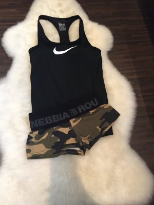 Camouflage Sport Pants von Nebbia