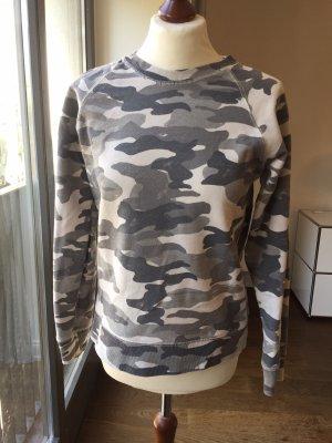 Camouflage Sweatshirt von J.Crew