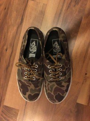 Camouflage Vans 37.5