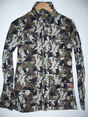 Camouflagejacke floral Dickies 100 % Baumwolle S 36